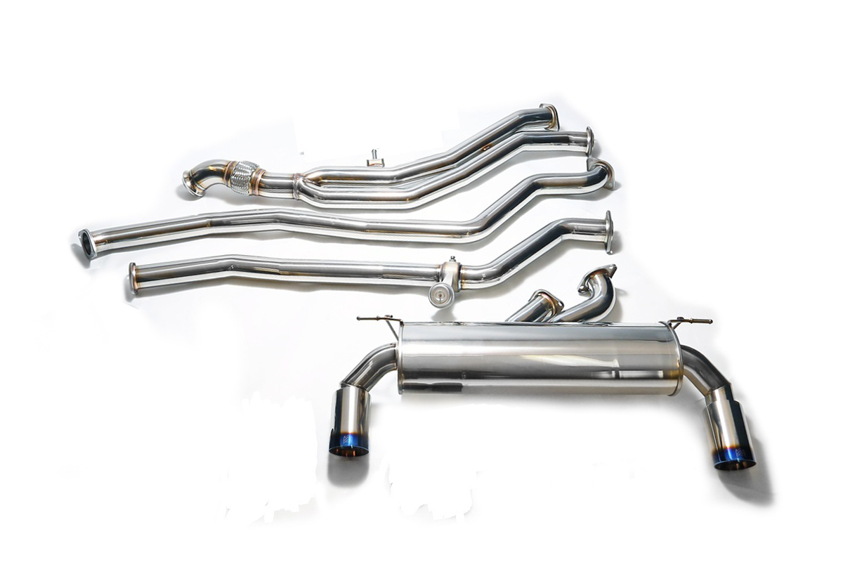 borla cat back exhaust system
